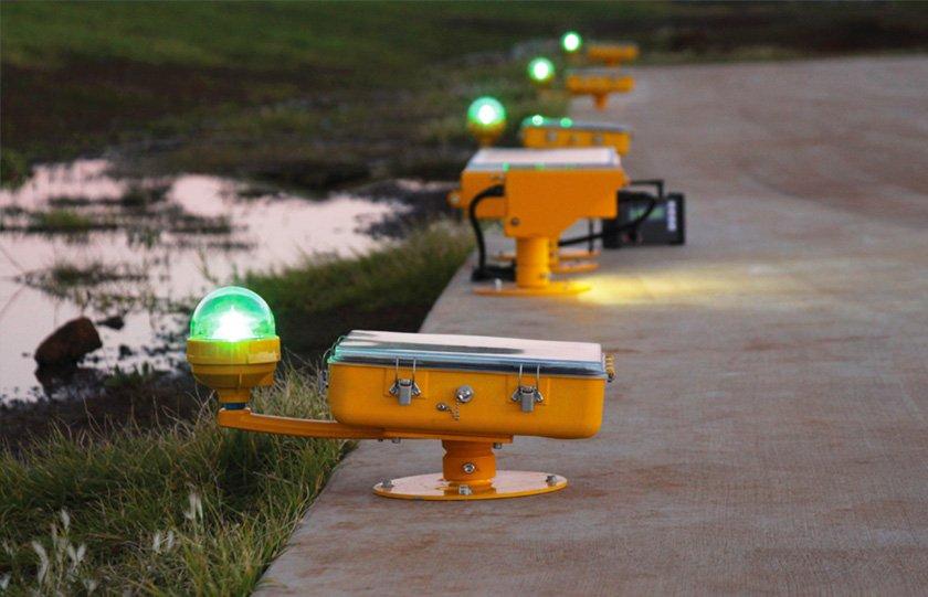 Solar Perimeter & Floodlights Case Study