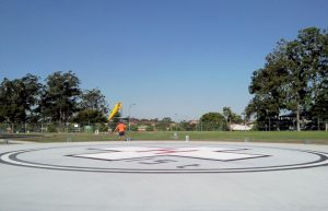 Heliport Lighting Solution Case Study