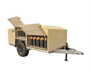 Solar Portable Airfield Lighting System AV-PALS
