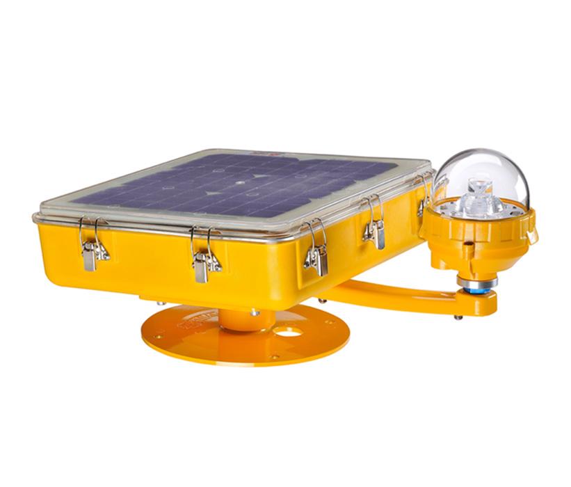 Solar TLOF & FATO Perimeter Lighting