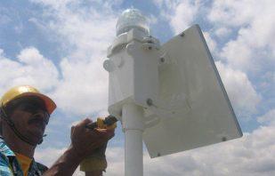 Solar-powered obstruction lighting installed in Venezuela – AV-23