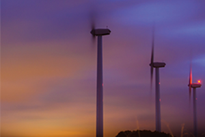 Construction Phase Turbine Marking – Obstruction Lighting Solutions
