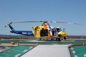 Rooftop Helipad Installation at Rockhampton Hospital