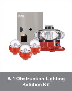 A-1 Obstruction Lighting Solution Kit