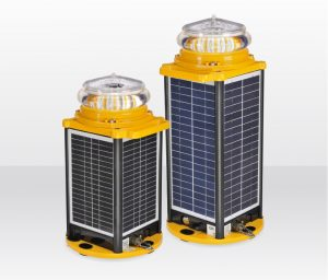 AV-426 Radio Controlled Solar Aviation Light
