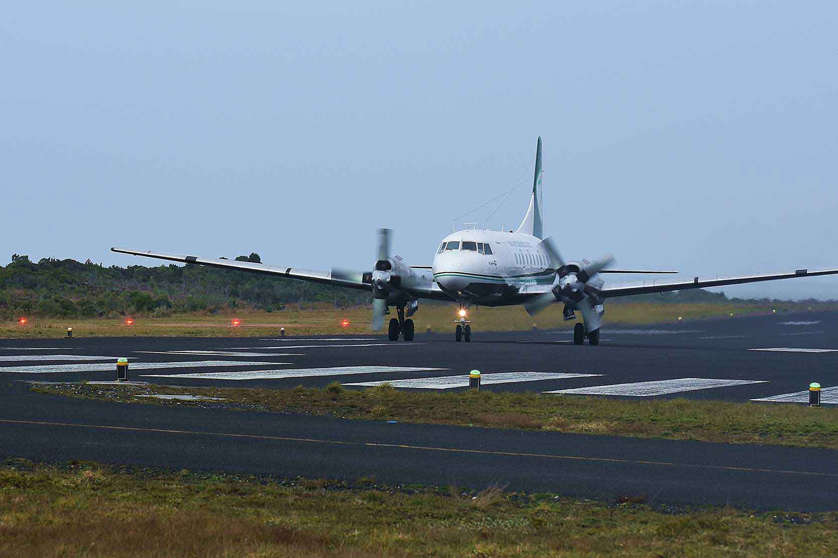 Solar Airfield Lighting Solution for Chatham Islands