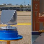 Carbon Emissions Reduced at International Airport with Solar LED Airfield Lighting