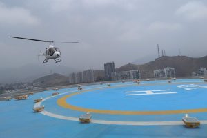 Solar Powered Helipad Lighting Adds 24/7 Convenience and Medical Access