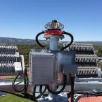 Avlite Keeps Adelaide Skies Safe with Obstruction Light