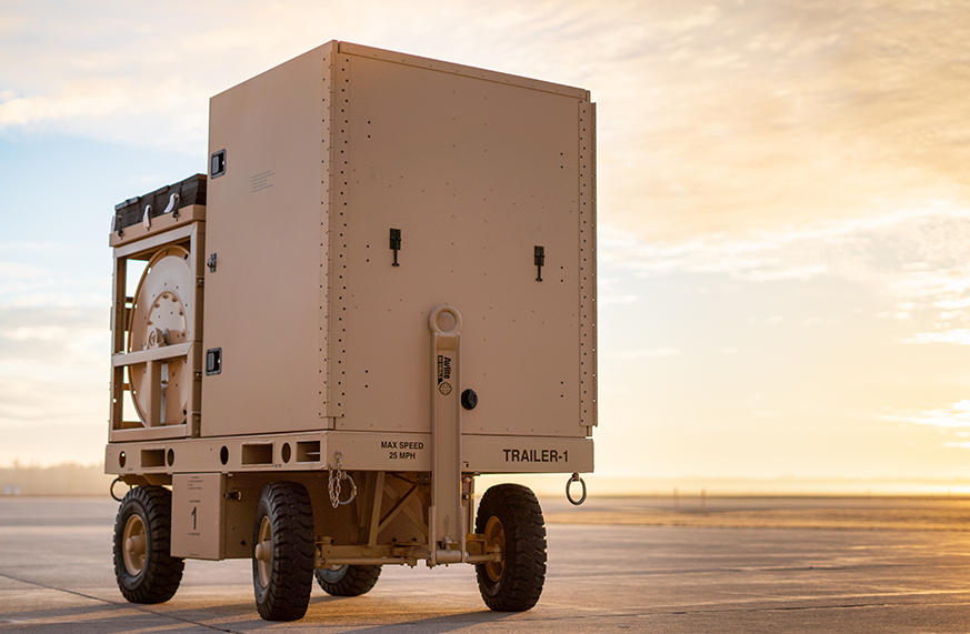 What are AV-HMALS® Expeditionary Lighting Systems?