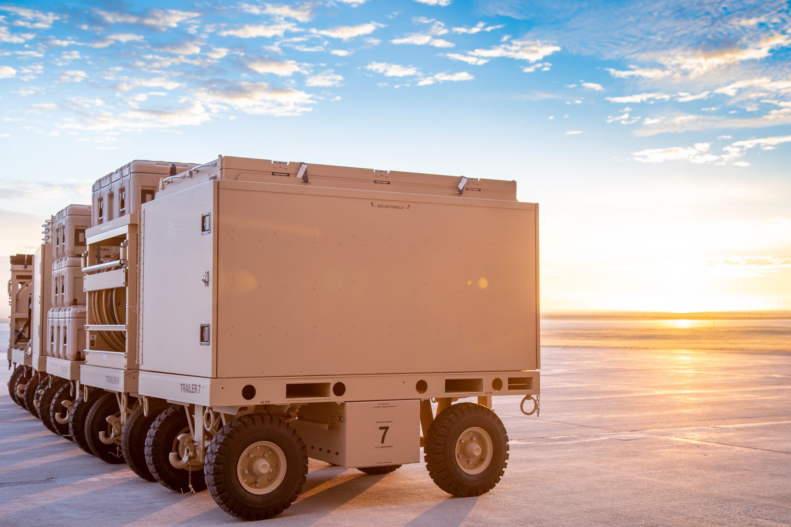 How AV-HMALS® Became the US Airforce Expeditionary Airfield Lighting System of Choice